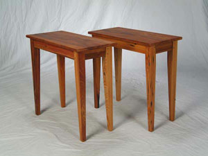 Matching Cypress End Tables