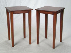 White Pine Side Tables