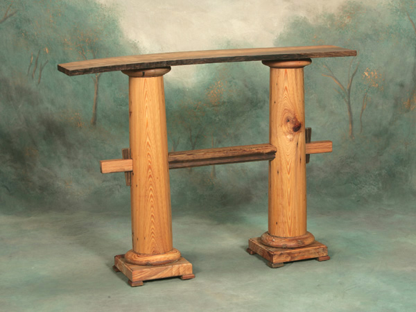 Artistic Cypress Sofa Table