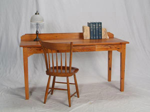 Reclaimed Cypress Writing Desk